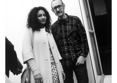 Terry Richardson et Virginie